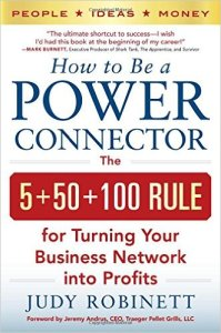Power Connector - Judy Robinett